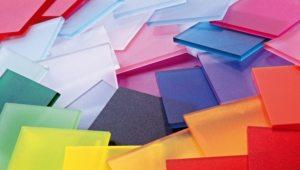 В настоящее время на рынке представлено большое количество различных видов поликарбоната