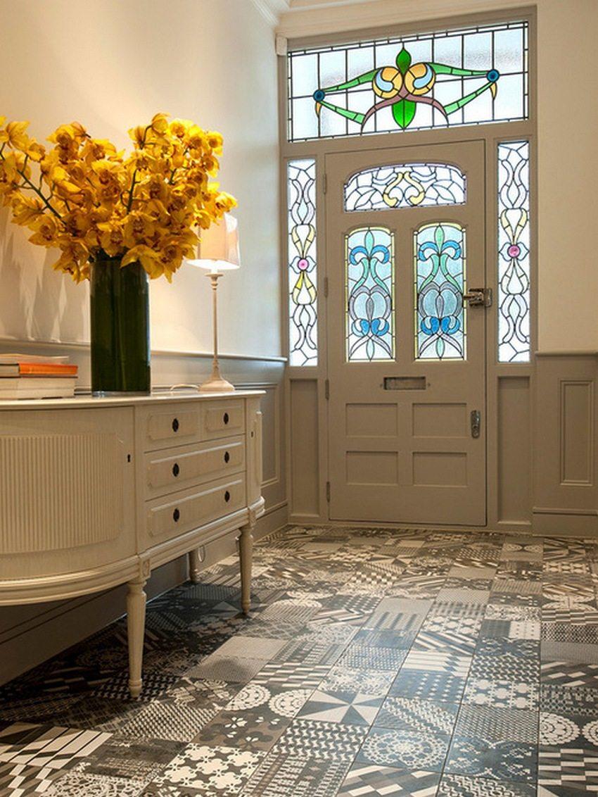 Плитка на пол для коридора и кухни фото советы по выбору