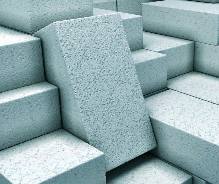 Пенобетонные блоки обладают отличными тепло- и звукоизоляционными свойствами