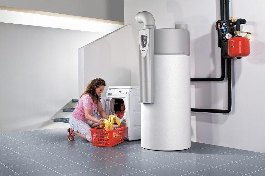 Напольный газовый котел лучше устанавливать в отдельном помещении