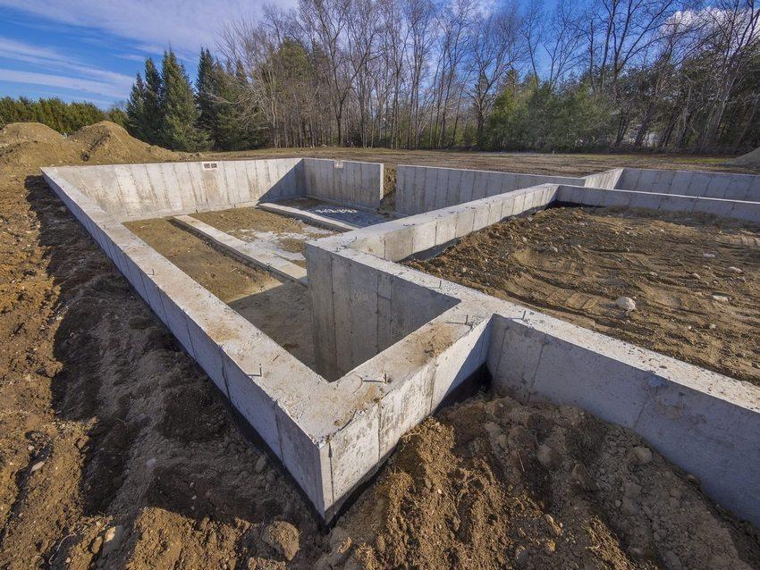 Винтовой фундамент дома строительство Одинцовский район