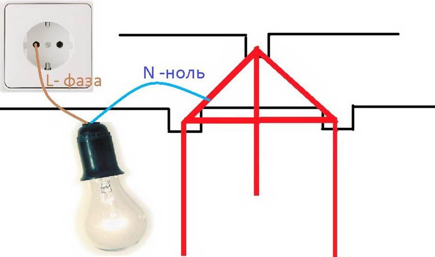 Схема заземления в частном доме своими руками 2