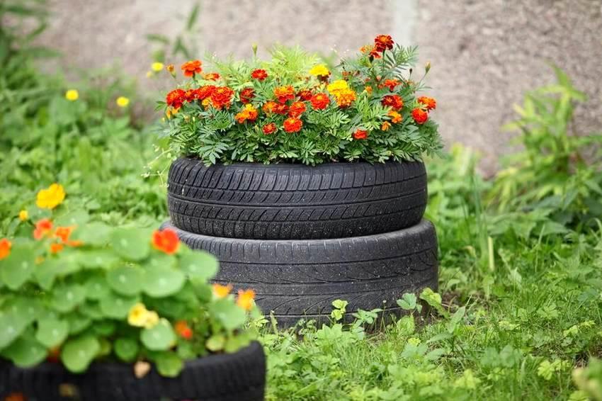 Автомобильные шины легко поддаются обработке