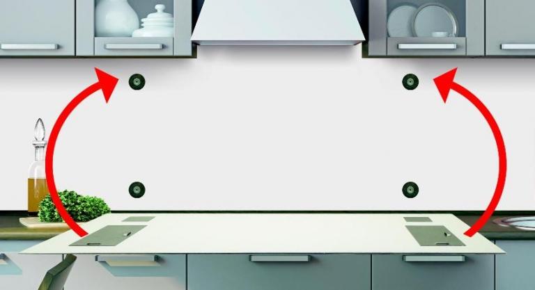 Kuchenruckwand Ideen Fliesenspiegel