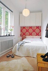 Светлые оттенки помогут скорректировать внешний вид помещения вытянутой формы