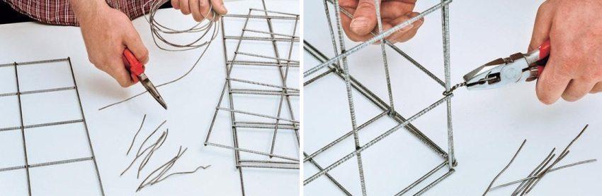 Для строительства габионов необходимо выбирать сетку с толщиной не менее 2,7 мм
