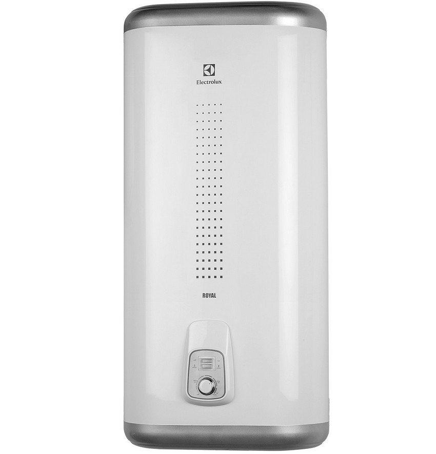 Водонагреватель Electrolux EWH 80 Royal имеет функцию ускоренного подогрева и термометра