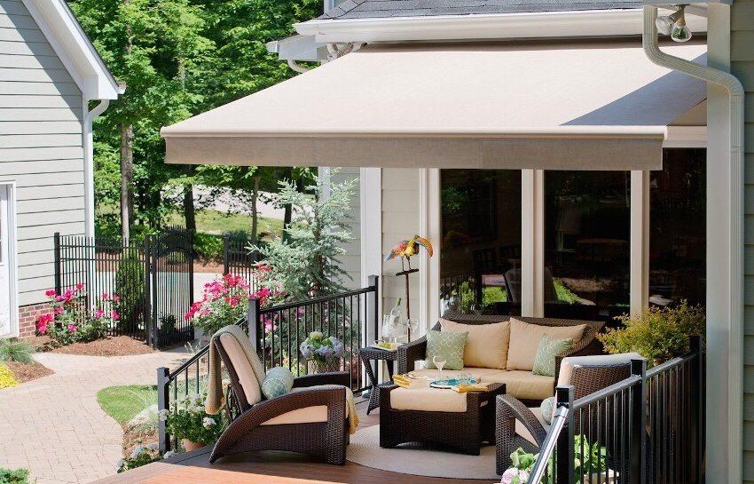 Разновидность маркиз позволит каждому выбрать наиболее оптимальный вариант для своего дома