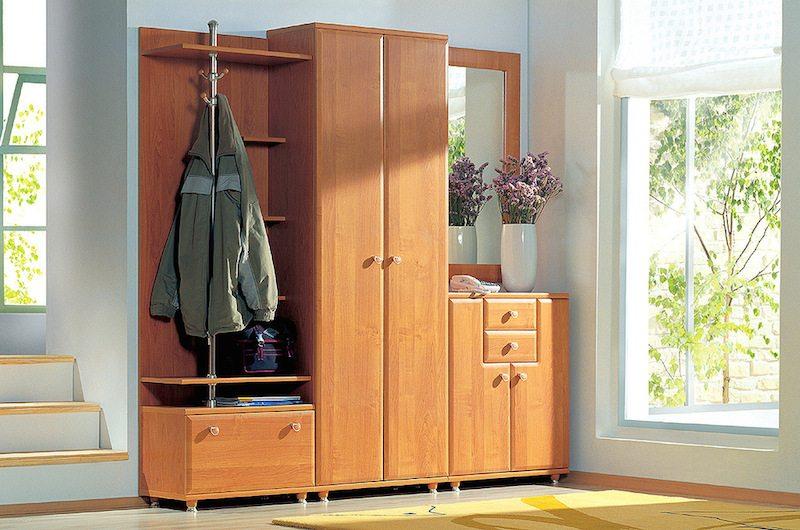 Дизайн прихожей в квартире: фото оригинального оформления маленького коридора