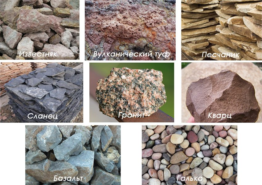 Клумбы из камней своими руками. Фото клумбы из кирпича и других материалов