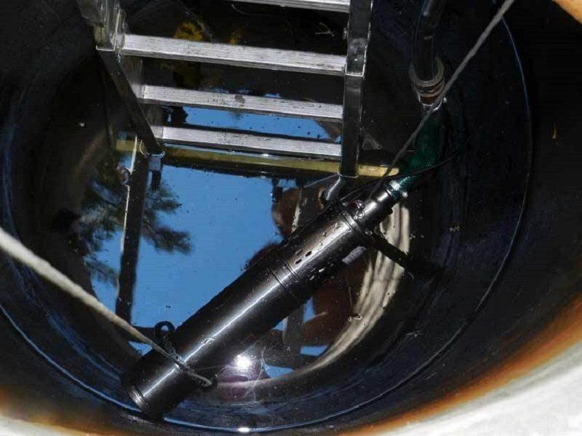 Подключение насоса к электросети осуществляется только после окончания всех монтажных работ