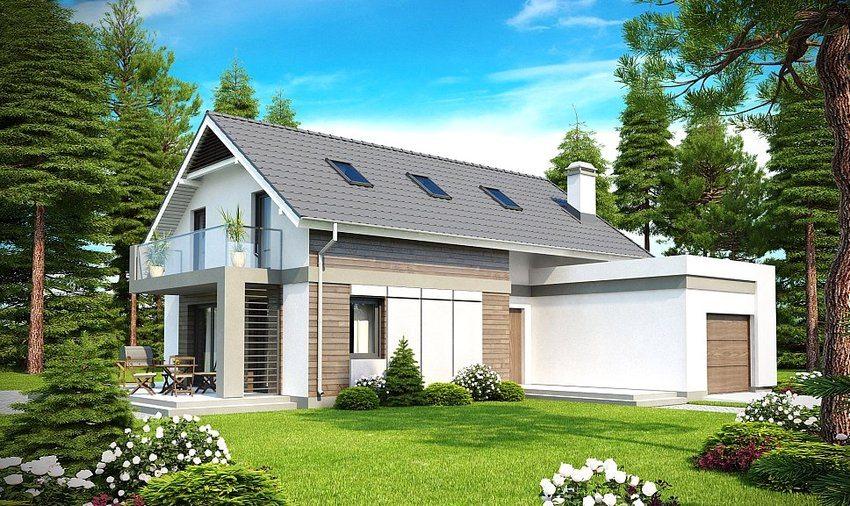 Устройство мансарды – эффективный способ увеличения внутреннего пространства дома
