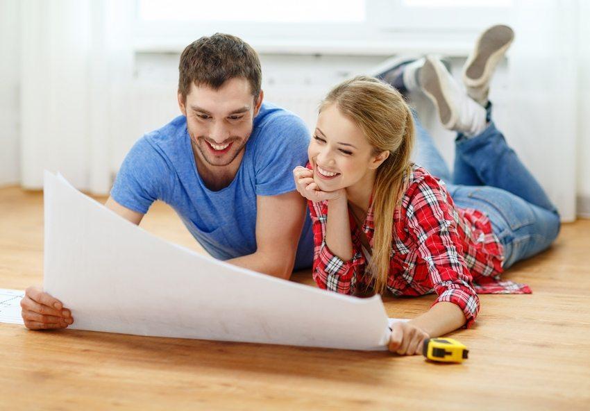 Планирование является очень важным этапом – тщательно продумайте расположение и площадь помещений в будущем доме