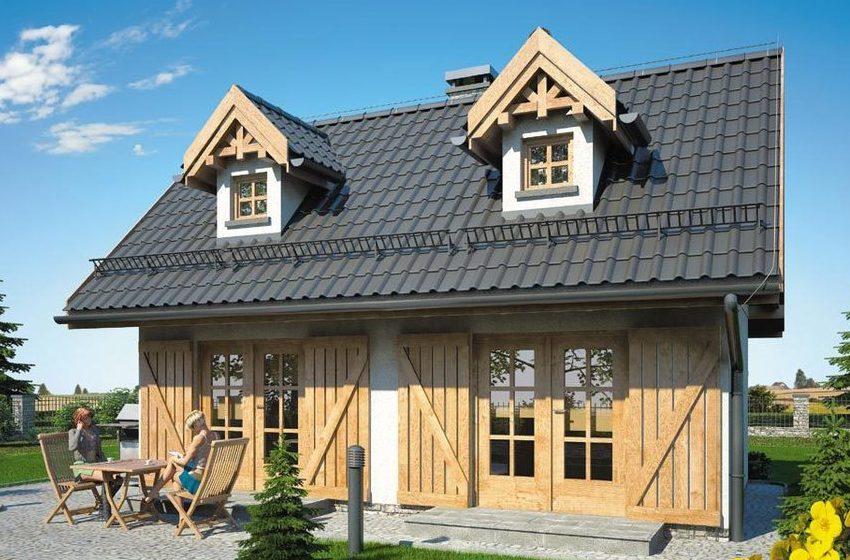 Проекты домов и коттеджей площадью 150 - 200 квм #2