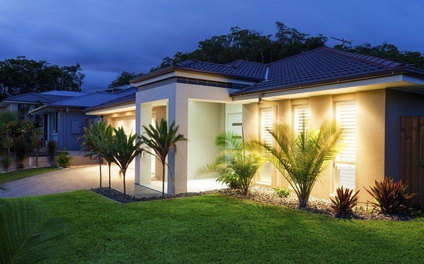 Дом без мансарды с площадью 100-150 кв.м с комфортом разместит семью с двумя-тремя детьми
