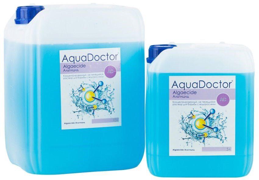 Бактерицидный и противогрибковый препарат для очищения воды