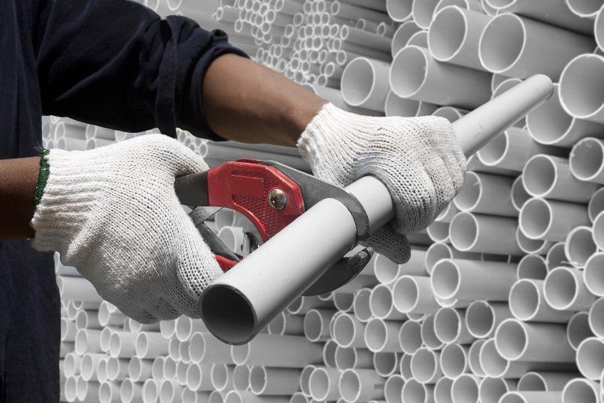 Пластиковые трубы не токсичны и экологически безопасны