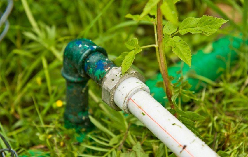 ПВХ труби для водопроводу