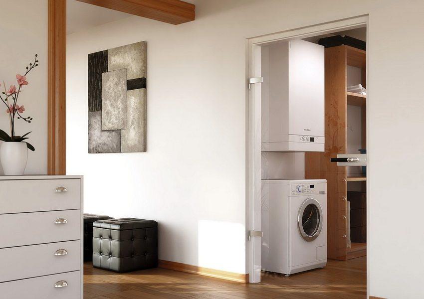 Электрический водонагреватель может быть установлен в любом месте квартиры по вашему усмотрению
