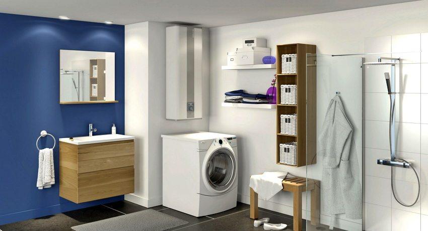 Современные водонагреватели легко вписываются в самый изысканный дизайн