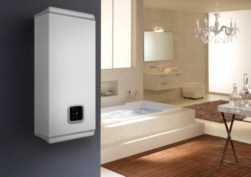 Установка накопительного водонагревателя в частном доме - оптимальный вариант в плане удобства и экономичности