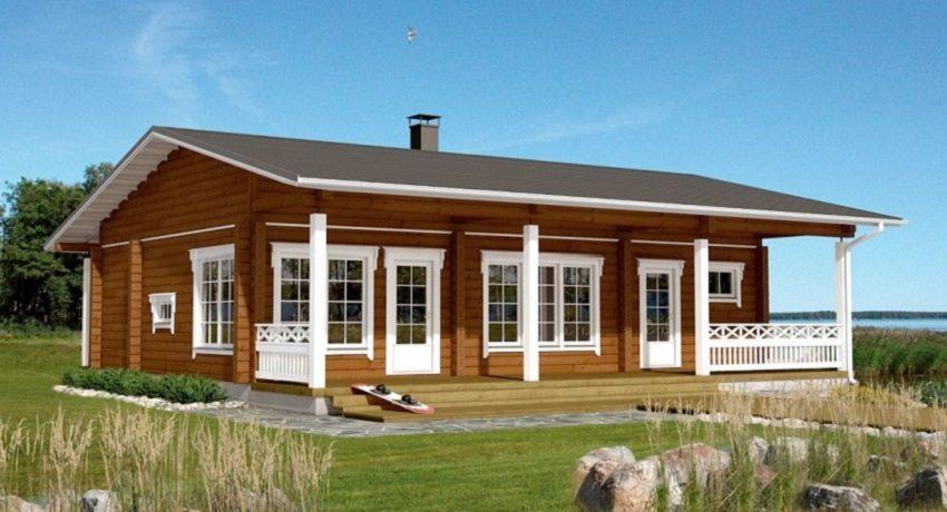 Деревянный дом самостоятельно поддерживает оптимальную влажность, кислородный баланс и распределяет тепло