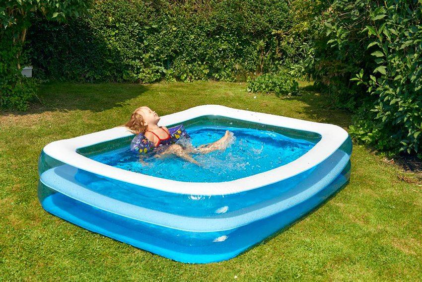 Какой бассейн лучше: надувной или каркасный? Выбираем оптимальную модель