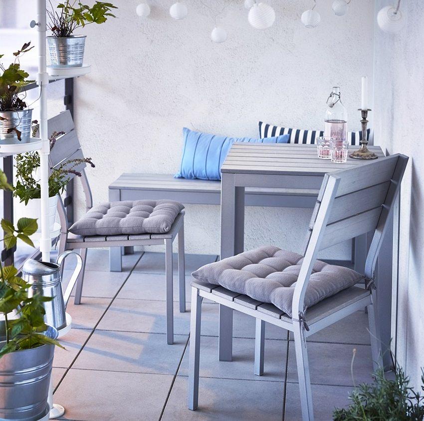 Дизайн интерьера в серых тонах