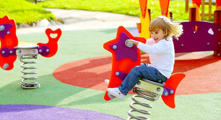 445Как сделать основание для детской площадки