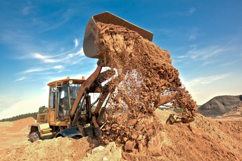 Существует три размера фракций песка - мелкий, средний и крупный