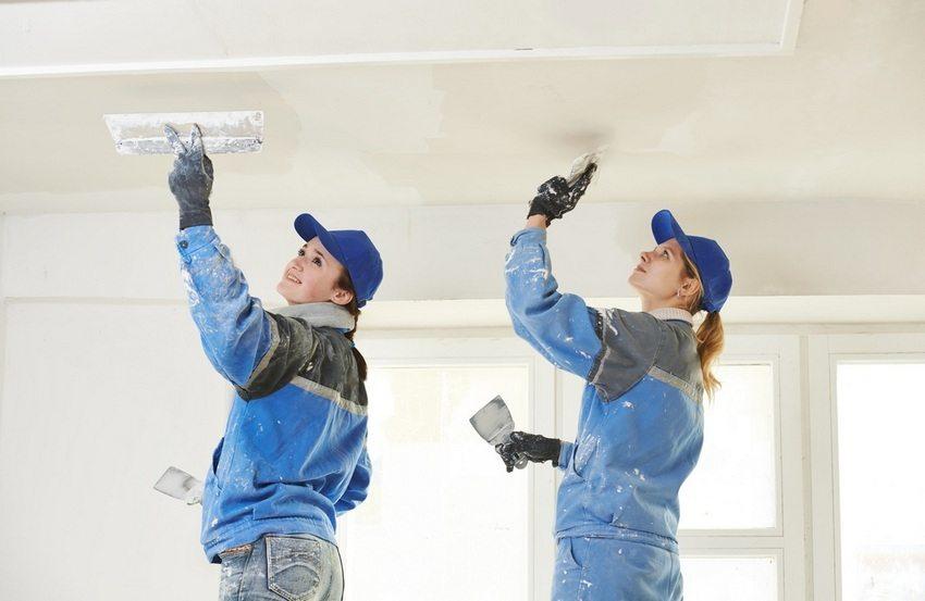 Существуют штукатурные смеси, предназначенные для проведения работ по утеплению со стороны жилой комнаты