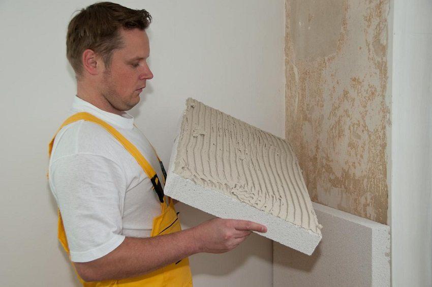 Утеплители для внутренних стен дома