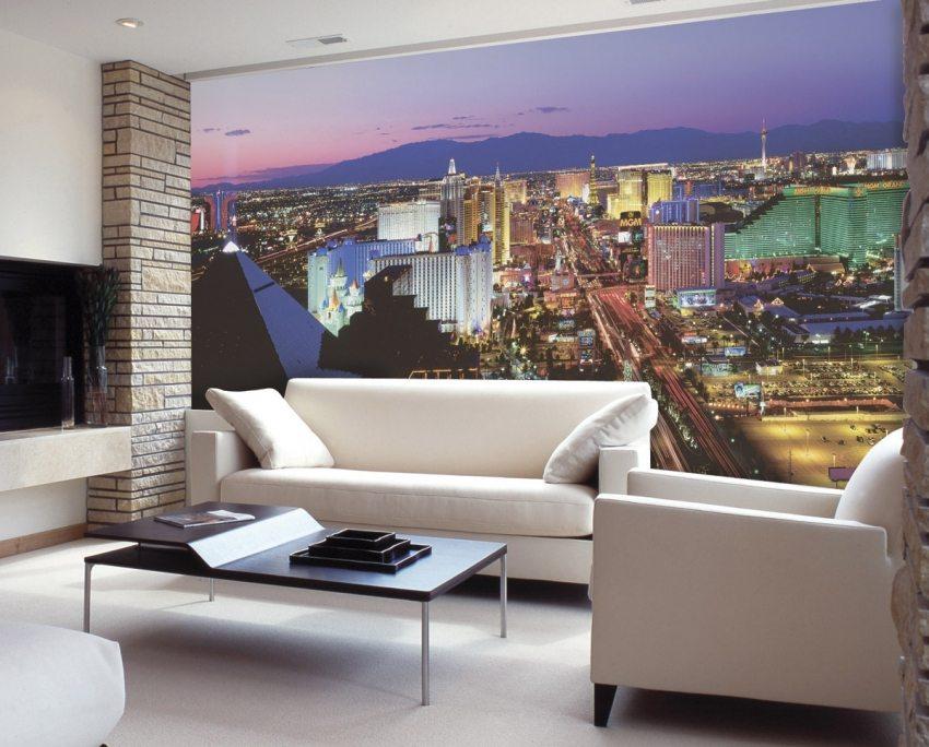 Панорамные изображения городов пользуются большой популярностью