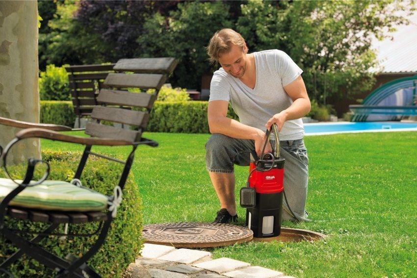 Погружные насосы предназначены для откачки как чистых, так и загрязнённых жидкостей и сточных вод