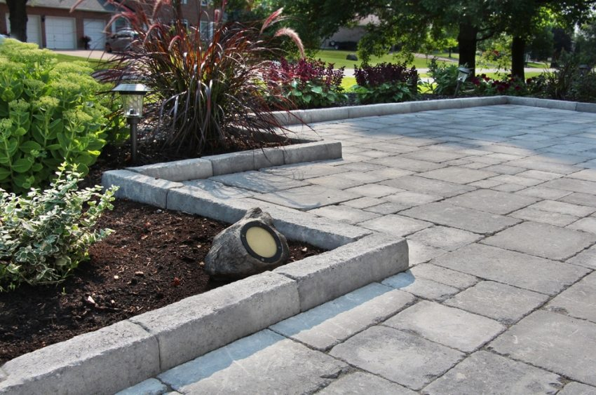 Садовые бордюры – для красоты и порядка в вашем саду