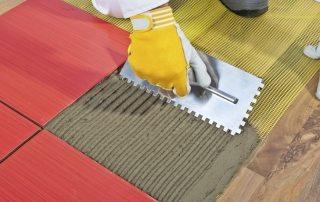 Как положить плитку на деревянный пол: тонкости технологии и рекомендации