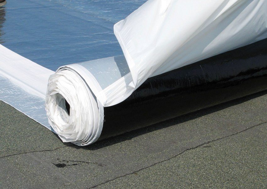 Ризолин - современное битумно-полимерное покрытие с фольгированной поверхностью