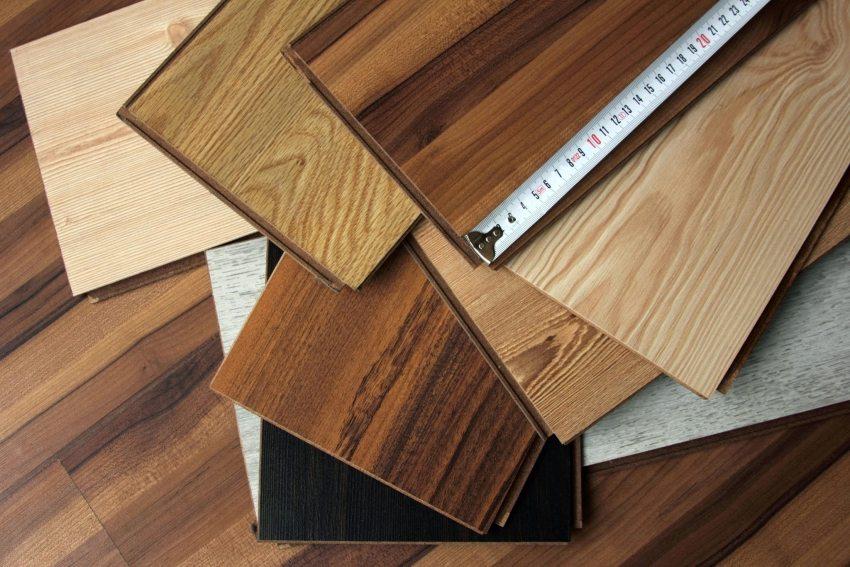 Ламинат очень часто используется как альтернатива полам из натуральной древесины