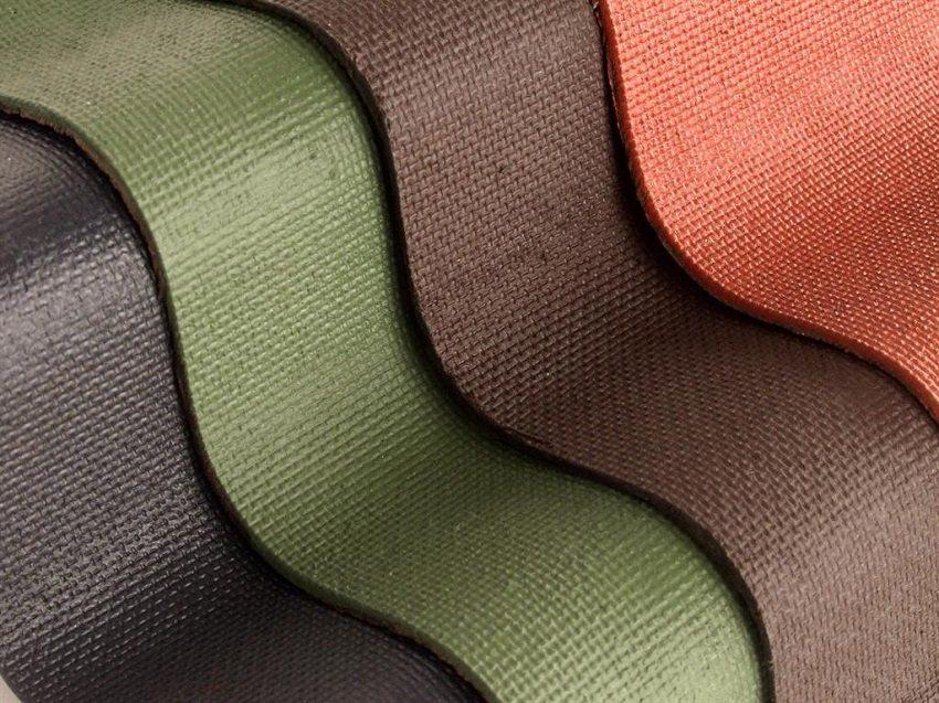 Лист ондулина имеет стандартный размер: 2000х950 мм