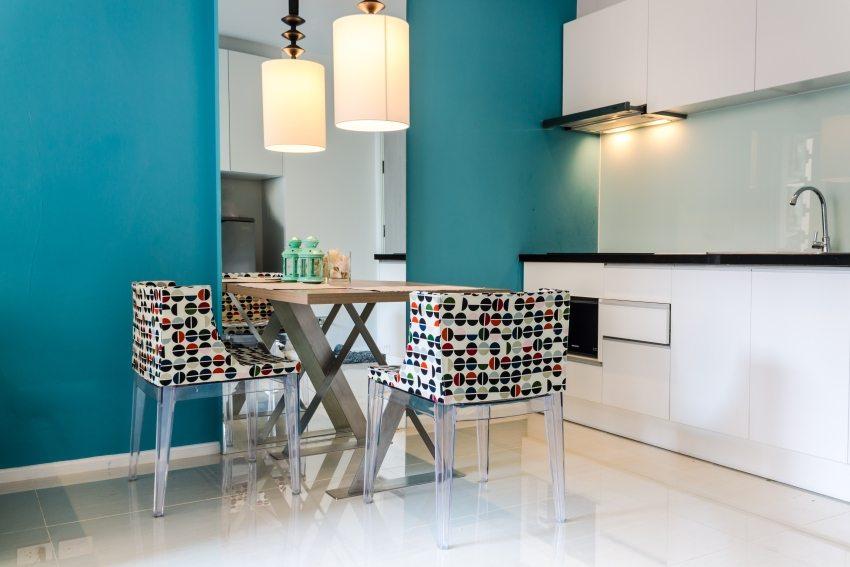 Разрешен частичный демонтаж стен кухни, если в помещении используется электрическая, а не газовая плита