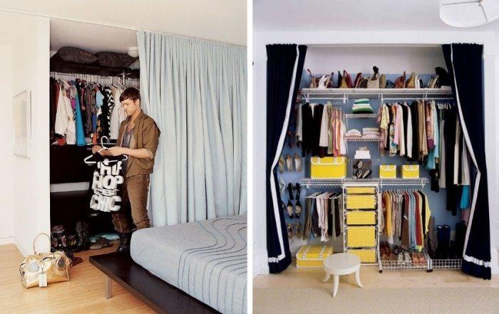 Раздвижная дверь в гардеробную своими руками 48