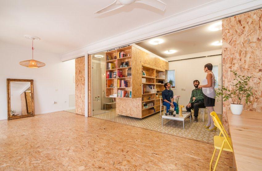 ОСП плиты пользуются широким применением в любом строительстве и возведении домов