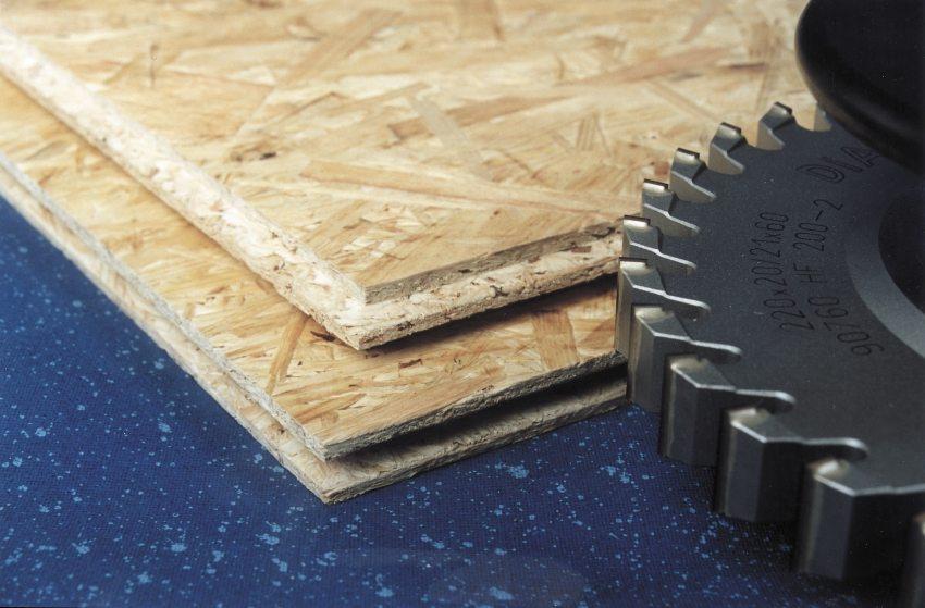 Плиты OSB очень широко применяются в строительстве