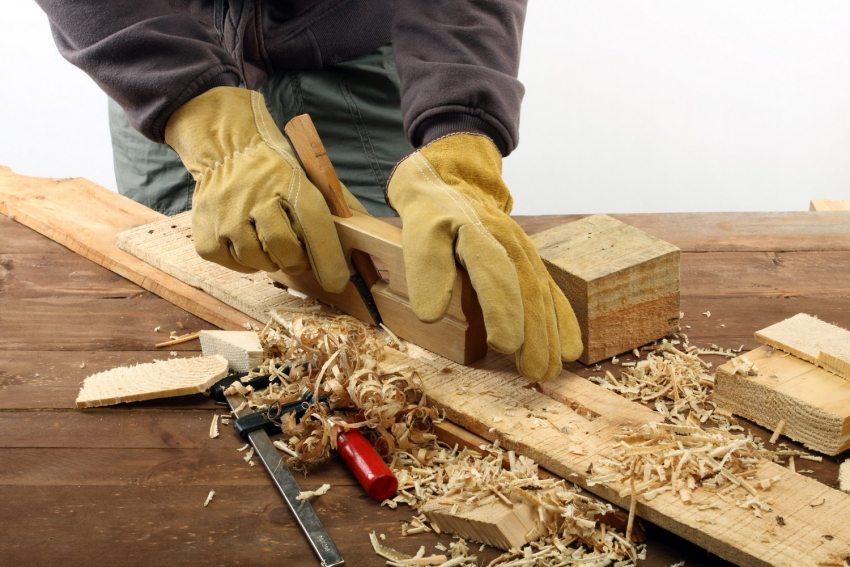 Ремонт отдельных панелей деревянного пола