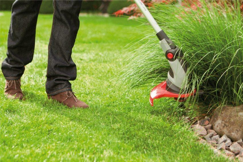 Бензокоса – современное решение вопроса стрижки газона и поддержания приусадебного участка в ухоженном состоянии
