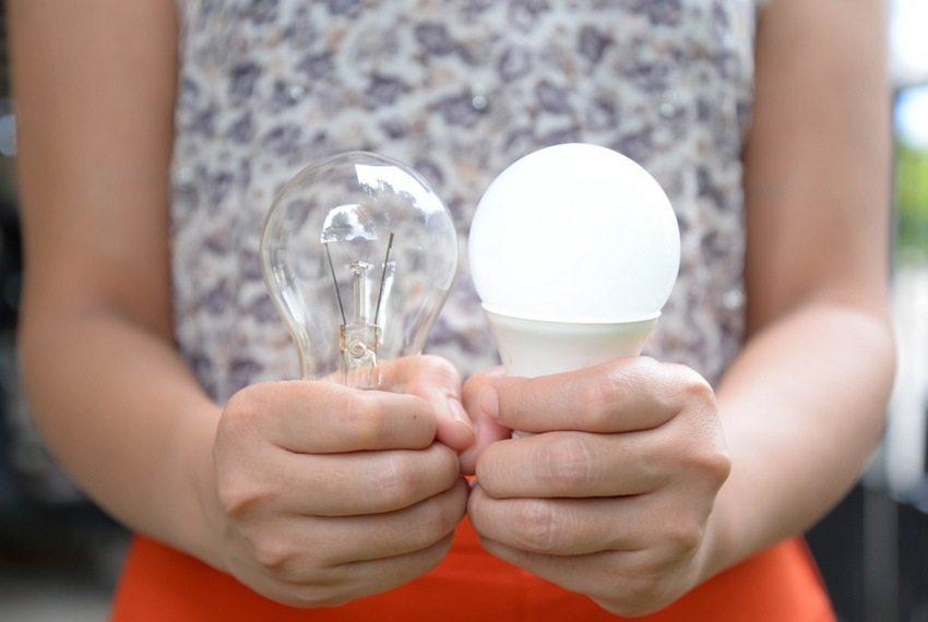 По сравнению с лампами накаливания светодиодные обладают значительными преимуществами
