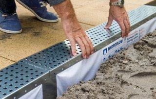 Дренаж на дачном участке: самый простой способ защиты от ливневых и талых вод