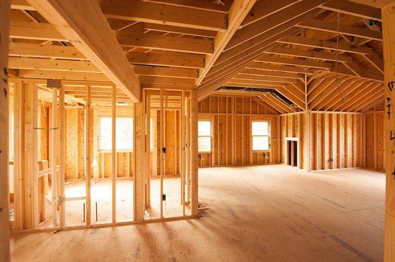 Поэтапное строительство каркасного дома своими руками