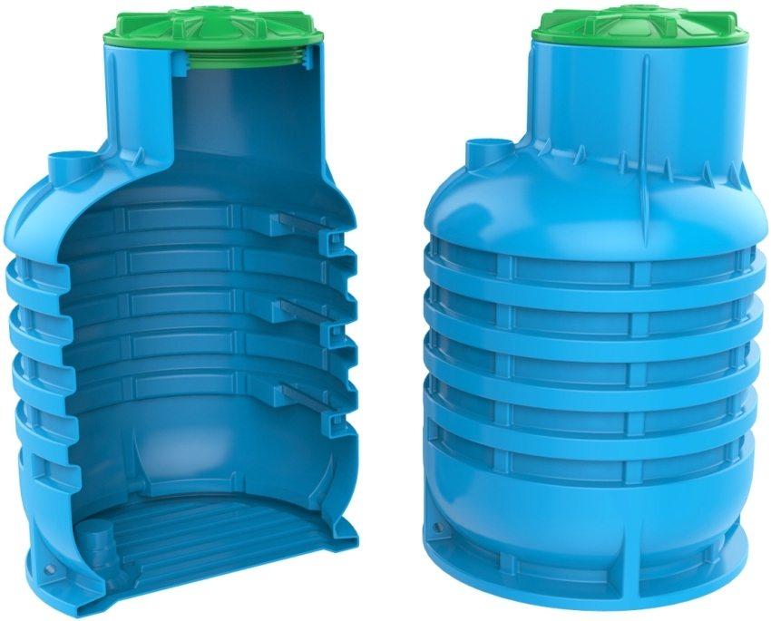 Пластиковые кессоны для скважин не подвержены окислительным и коррозийным процессам