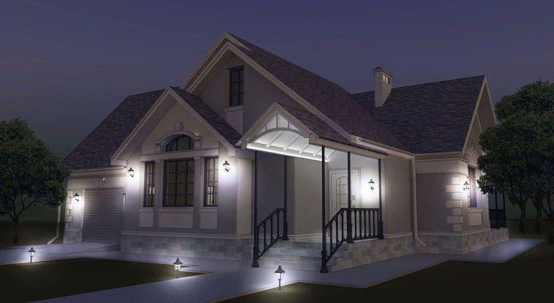 Портфолио: фото отделки фасадов домов и коттеджей
